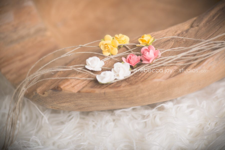 Image of {the Rose Bud} Headband