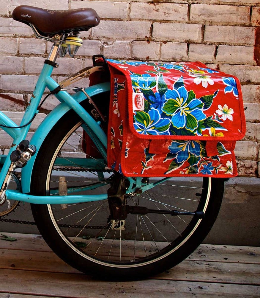 Image of bicycle pannier