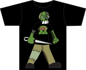 Image of 100 Zombies: Zombie 001