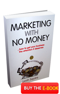 Image of Marketing with No Money - Ebook