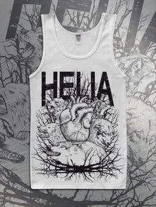 "Image of ""I GAVE MY HEART TO THE WOLVES"" TANKTOP"