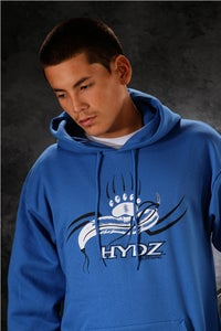 Image of B-Spear / Hoodie - Royal