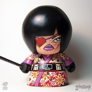 Image of Samurai Girl