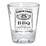Image of BBQ NATION Shot Glass
