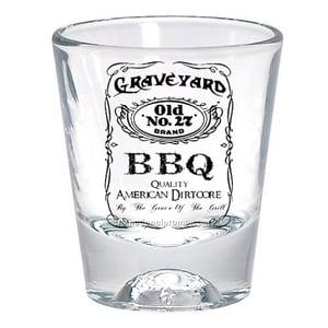 Image of BBQ NATION Shot Glass