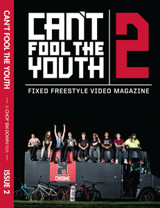 "Image of Chop Em Down Films ""Can't Fool The Youth: Issue 2"" DVD"