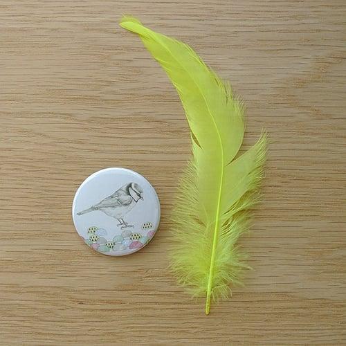 Image of Badge oiseau
