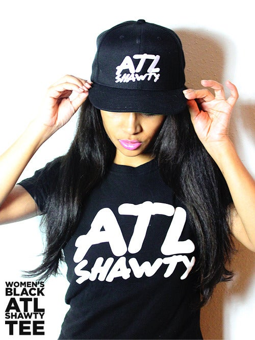 Image of Atl shawty (Women's) Black