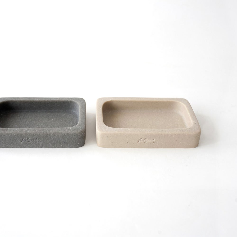 "Image of ""WELL"" - Tray / Soap Dish"