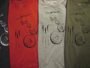 Image of Heliopause t-shirt