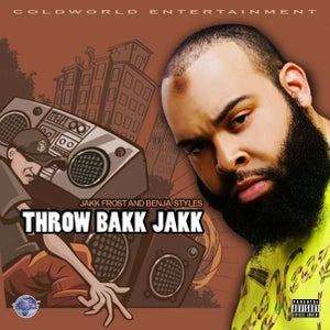 "Image of JAKK FROST ""THROWBAKK JAKK 1"""