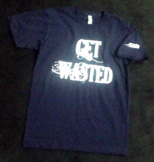 Image of Get Wasted T-Shirt