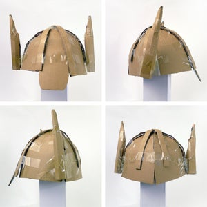 Image of Ceremonial Knights Helmet