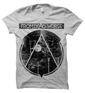 Image of From Dead to Worse - New Moon Shirt