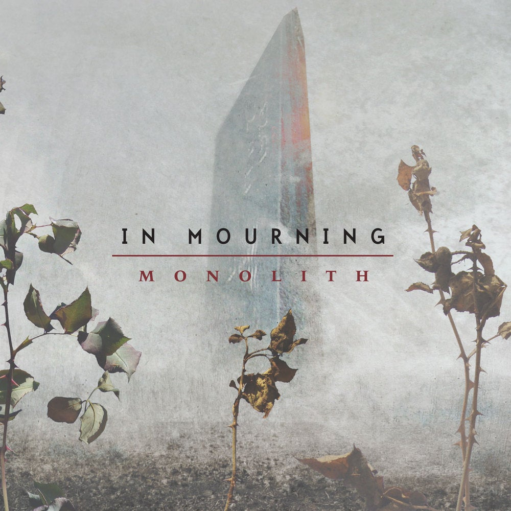 """IN MOURNING """"Monolith"""" CD"""