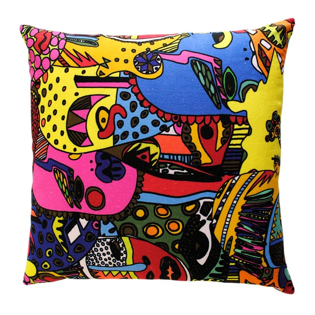 Image of Cushion - Omo