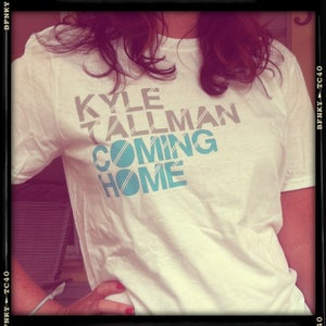 Image of Kyle Tallman - Coming Home Shirt