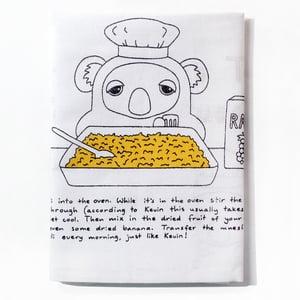 Image of Kevin the Koala's Terrific Toasted Muesli - Tea Towel