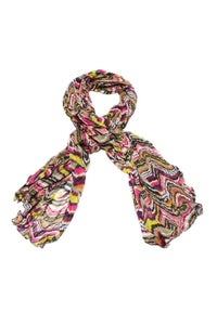 Image of Beachy Ikat Scarf