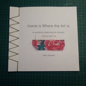 Image of Home is Where the Art is .... my journey into quilting