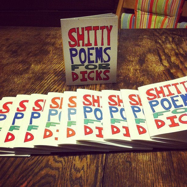 Image of Sh*tty Poems For D*cks