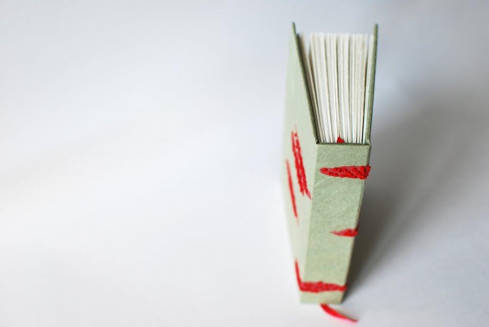 Image of poppy field journal