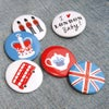 Alice Tait Set of 'London' Badges