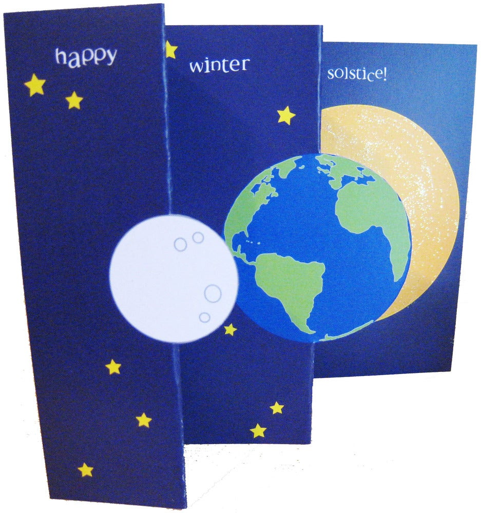 Image of solstice cards