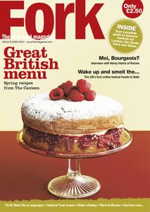 Image of Fork Magazine Issue 11