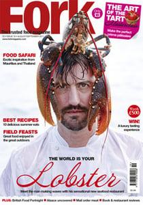 Image of Fork Magazine Issue 19