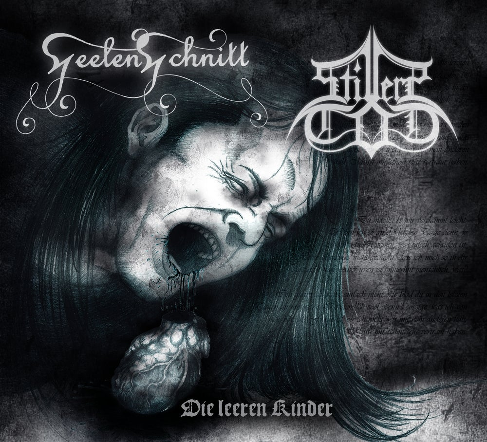 """Image of Stillers Tod / Seelenschnitt – """"Die leeren Kinder"""" Split-Album"""
