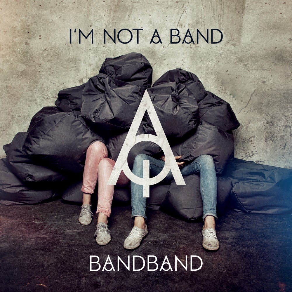 I'm Not A Band – BANDBAND - LP Vinyl