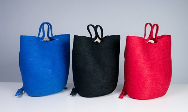 Image of Nylon Backpack