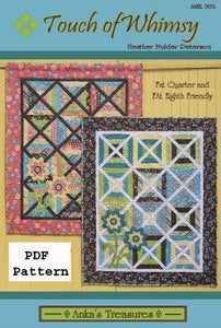 Image of PDF Touch of Whimsy Pattern