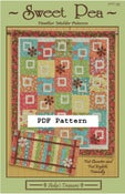 Image of PDF Sweet Pea Pattern