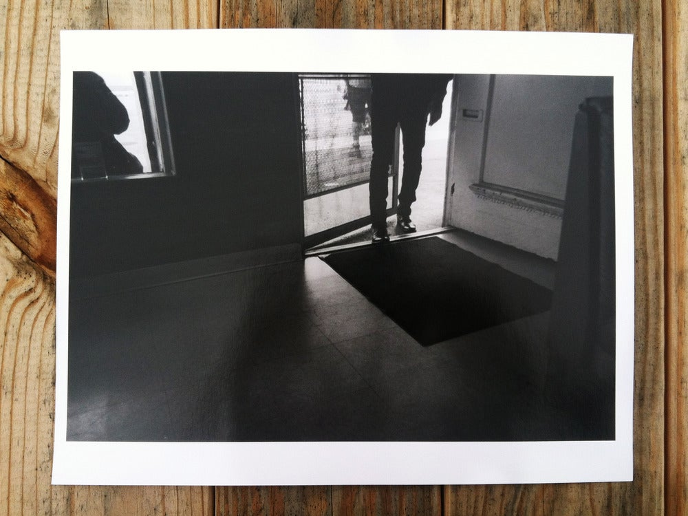 Limited Photographic Print : Brandon and Johnny : 11