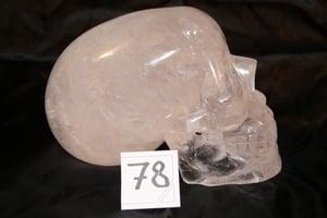 Image of Crâne Cristal de Quartz 2,700 kg