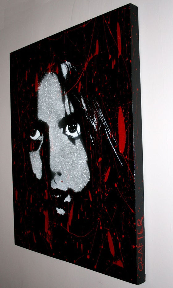 Image of 'Lola' - Canvas Edition