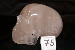 Image of Crâne Cristal de Quartz 1,940 kg