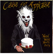 Image of The Gospel Truth / Cause For Applause - split LP (Bicentennial Baby, 2010)