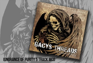 Image of 'The Ignorance of Purity' CD