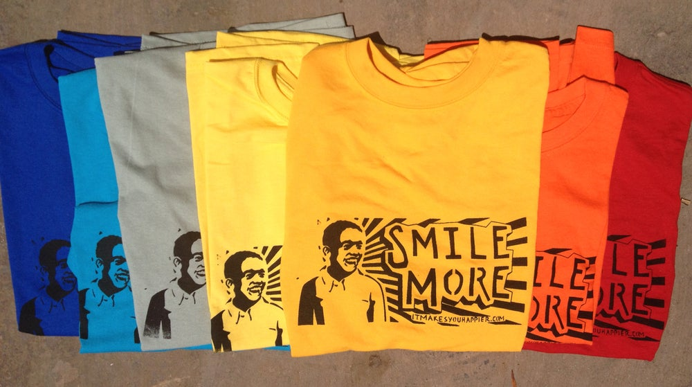 Image of Smile More T-Shirt