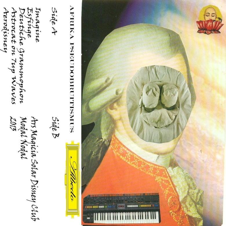 Image of Afrika Pseudobruitismus: ALBEDO (Amdiscs Label tape 2012)