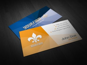 Image of Business card 01