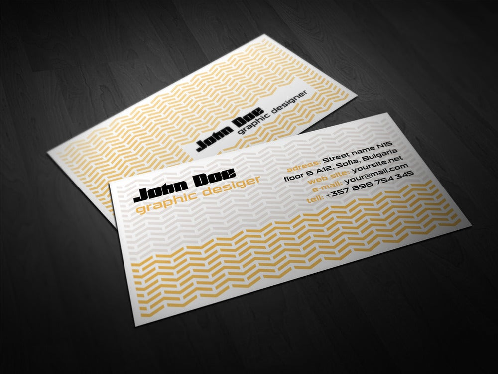 Image of Business card 05