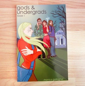 Image of Gods & Undergrads Book 1