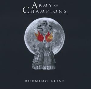 """Image of 'Burning Alive' - 10"""""""