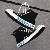 Image of Brooklyn Converse T-shirt