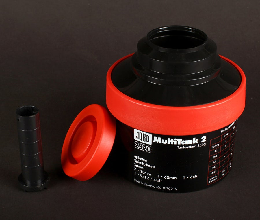 Image of Jobo 2520 MultiTank 2 (for roll or sheet film processing)