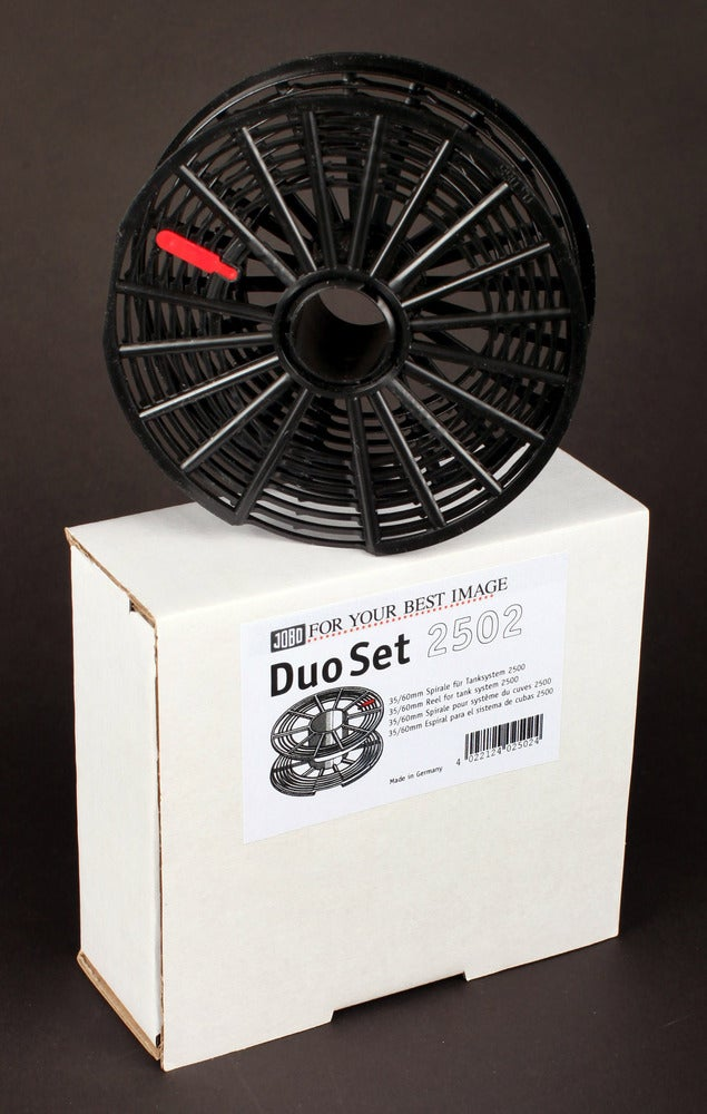 Image of Jobo DuoSet 2502 Adjustable Reel for 35/120